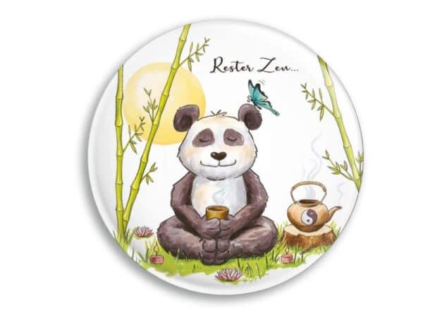 Aimant Le Panda Zen magnet original