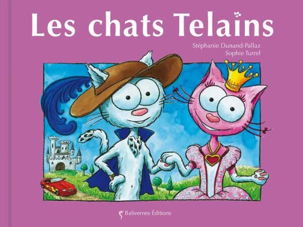 Les chats Telains couverture