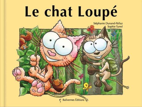 Livre Le chat loupé couverture