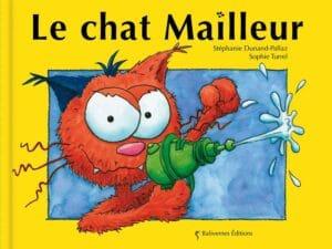 Livre Le chat Mailleur couverture