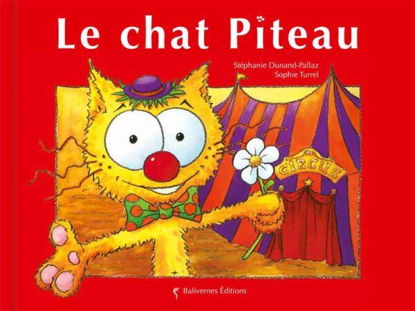Livre Le chat Piteau couverture