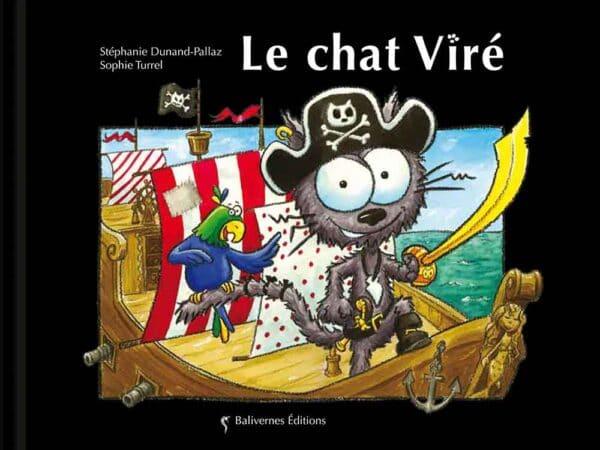Couverture du livre Le chat Viré