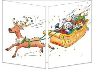 CT113 Le père Noël perd le contrôle