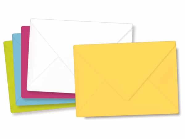 Enveloppes pour carte postale de taille standrad