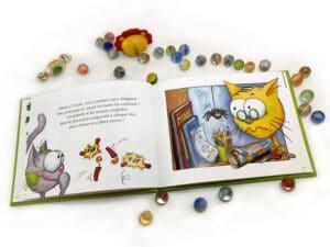 Livre Le chat Touillis